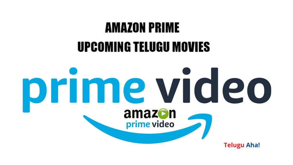 amazon prime upcoming telugu movies