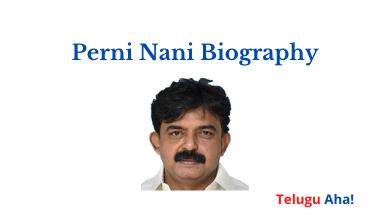 perni nani biography