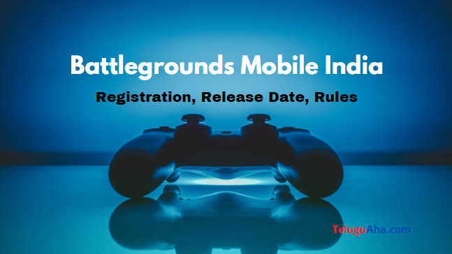Battlegrounds Mobile India Registration, Release Date, Rules