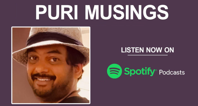 Top 10 Puri Jagannadh Spotify Podcasts