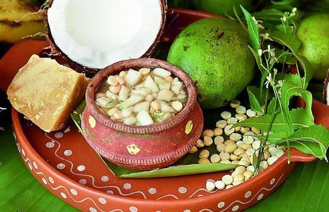 Ugadi Pachadi 6 Tastes in Telugu