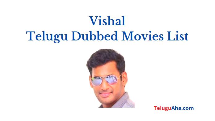 vishal telugu dubbed movies list