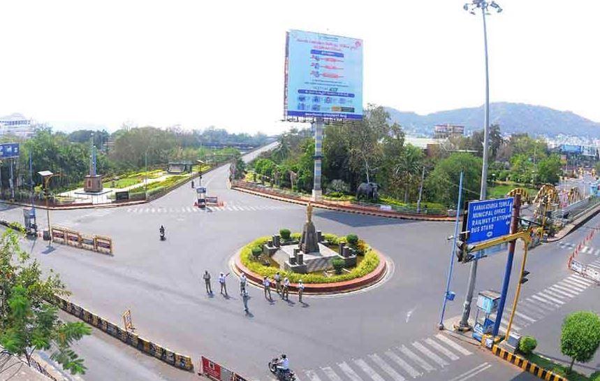 Andhra Pradesh Govt Extends Curfew till June 20