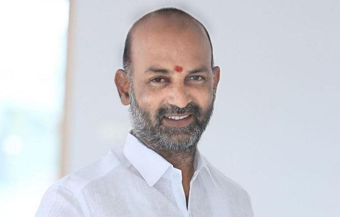 Bandi Sanjay Kumar Biodata