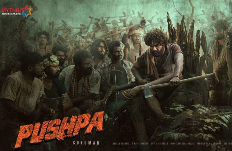 Pushpa Digital Rights OTT Release Date
