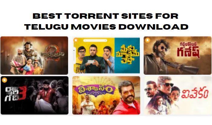 best torrent sites for telugu movies download