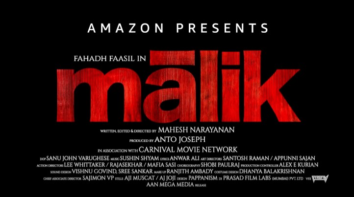 Malik Movie OTT Release Date, Digital Rights and Satellite Rights