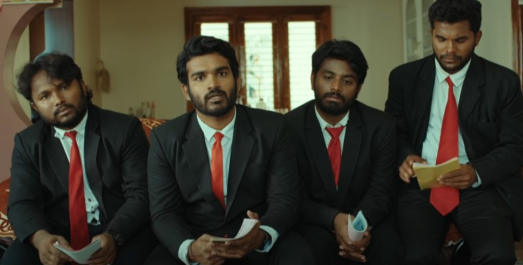 SR Kalyanamandapam Movie OTT Release Date