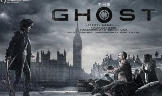 The Ghost Movie OTT Release Date