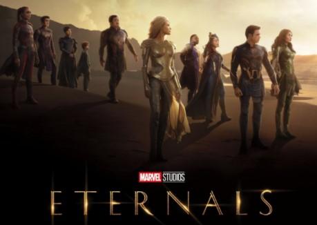 Eternals Telugu Dubbed Movie OTT Release Date
