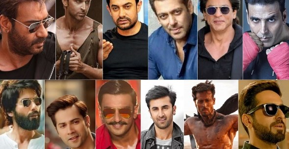 Salary List Bollywood Actors |  Heroes Reward (Recently Updated)