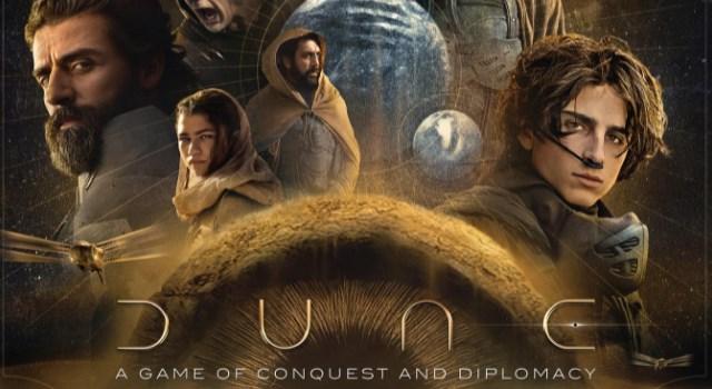 Dune DVD Release Date