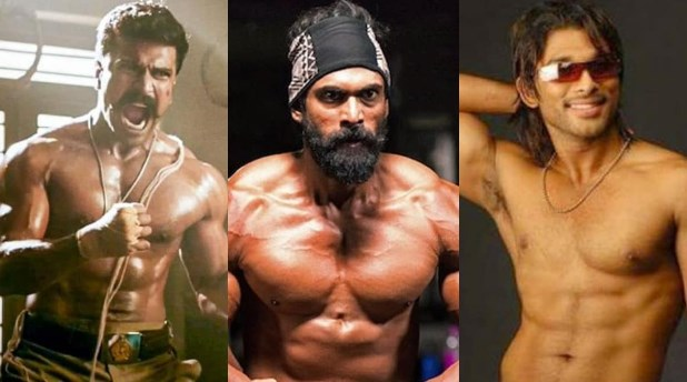 List Of Tollywood Actors With Six Packs