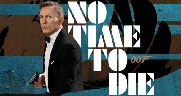 No Time To Die DVD Release Date
